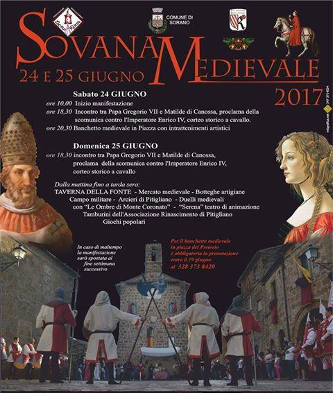 Sovana medievale