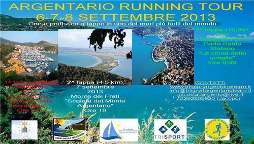 Argentario Running Tour