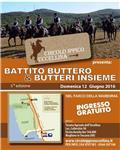 BATTITO BUTTERO & BUTTERI INSIEME al Parco della Maremma
