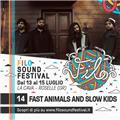 Filo sound festival - Fast Animal and Slow Kids