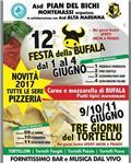 12° Festa della Bufala