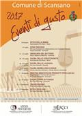 Eventi Gastronomici Scansano- Estate 2017