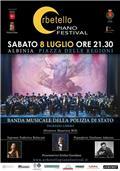 Orbetello piano festival - Banda musicale della Polizia di stato