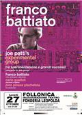 Franco Battiato in Joe Patti's Experimental Group