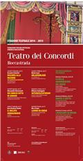 Stagione Teatrale Teatro dei Concordi Roccastrada
