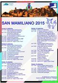 San Mamiliano 2015