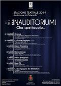 Inauditorium - stagione teatrale Orbetello
