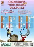Visite guidate Capalbio e Giardino dei Tarocchi