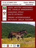 XXXIV Mostra Nazionale del Cavallo Maremmano